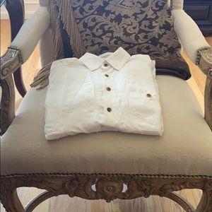 Men's short sleeve Orvis button down